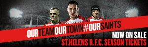Official Carrier Bag Sponsors for St Helens RLFC