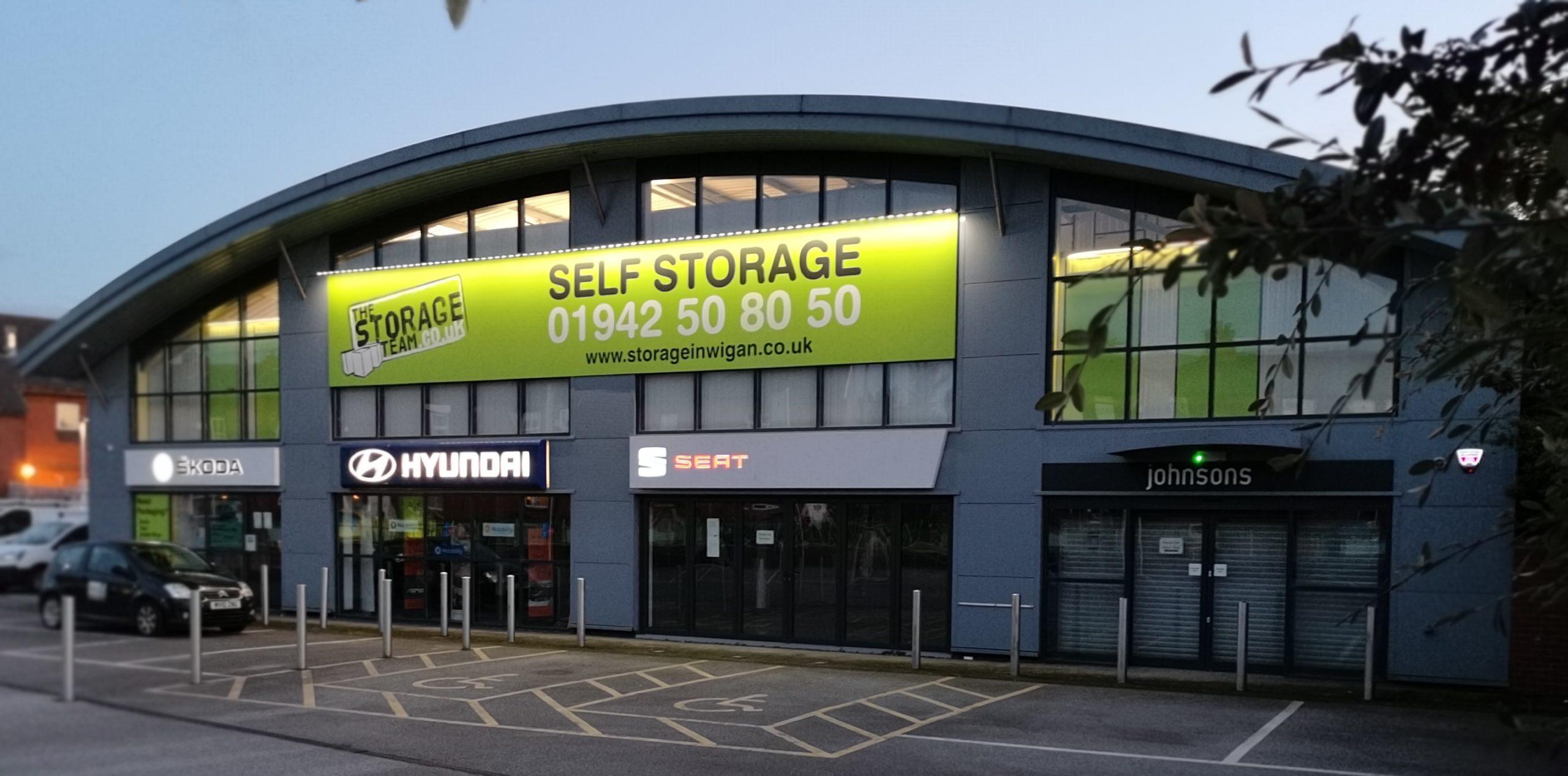 Storage Units Wigan - The Storage Team